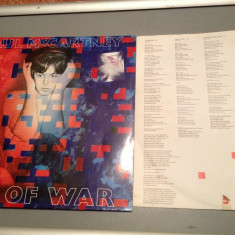 PAUL McCARTNEY - TUG OF WAR - gen:ROCK (1982/ EMI REC/RFG)-vinil/vinyl/pick-up - Muzica Rock emi records