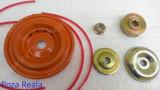 Set saiba fixare disc + Cap Mosor metal MotoCoasa / Moto Coasa / MotoCositoare
