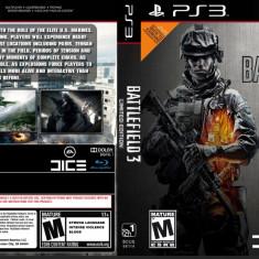 Joc original Battlefield 3 pentru consola Sony PS3 Playstation 3 - Jocuri PS3 Ea Games, Shooting, Toate varstele, Multiplayer