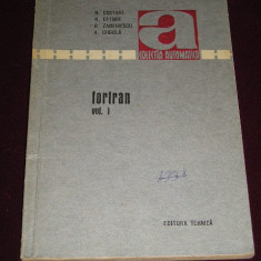 CC29 - FORTRAN - DOUA VOLUME - EDITATA IN 1971