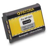 PATONA | Acumulator pt Sony NP-BX1 NPBX1 NPBX1 | DSC-RX1 DSC-RX100 HDR-AS15