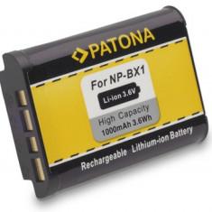 PATONA | Acumulator pt Sony NP-BX1 NPBX1 NPBX1 | DSC-RX1 DSC-RX100 HDR-AS15 - Baterie Aparat foto