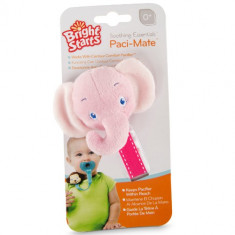 Lant pentru Suzeta Bright Starts Elefantel