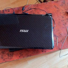 Laptop - Laptop MSI, Intel Core i3, 4 GB, 500 GB, Windows 7