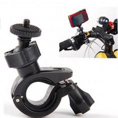 Suport pentru camera sau aparat foto pentru bicicleta