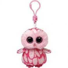 Breloc Bufnita Pinky 8.5 cm - Breloc Dama