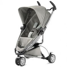 Carucior Zapp Extra 2 Grey Gravel - Carucior copii 2 in 1 Quinny