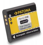 1 PATONA | Acumulator compatibil Olympus Li50B Li 50B Casio NP-150, Dedicat