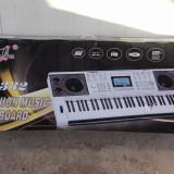Orga electronica 61 de clape cu usb si cablu de date XY-332