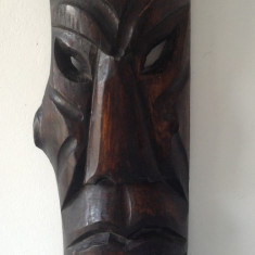 Arta Africana - Sculptura Masca din lem masiv !!!, Abstract