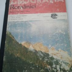 GEOGRAFIA ROMANIEI - MANUAL PENTRU CLASA A VIII-A - CLAUDIU GIURCANEANU * IULIANA MUSAT * GHEORGHE GHICA ( 1062 ) - Manual scolar didactica si pedagogica, Clasa 8, Didactica si Pedagogica, Geografie