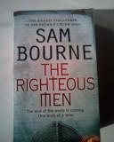 THE  RIGHTEOUS  MEN  - Sam Bourne (posib. expediere de la 5 lei/gratuit) (4+1)