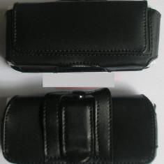 Toc curea compatibil cu Nokia 3310 - Husa Telefon Nokia, Negru, Piele Ecologica
