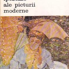VIORICA GUY MARICA - IPOSTAZE ALE PICTURII MODERNE ( BAN 415 )