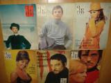 LOT  23 REVISTE CINEMA  ANUL 1966-1989