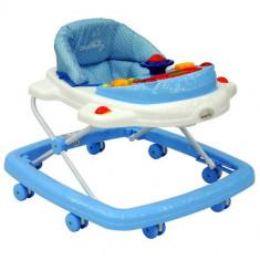 Premergator DHS Baby Easy Albastru, 1-3 ani