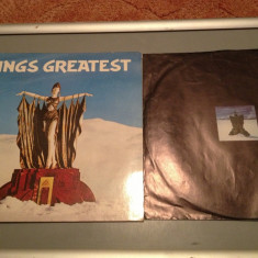 WINGS(with PAUL McCARTNEY) - GREATEST(1978/EMI REC/RFG) - DISC VINIL/VINYL/ROCK - Muzica Rock emi records