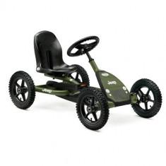 Kart Jeep Junior - Kart cu pedale Berg Toys