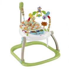 Centru de Activitati Rainforest Friends Spacesaver Jumperoo - Jucarie interactiva