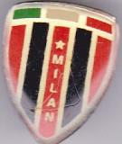 Insigna fotbal - AC MILAN (Italia)