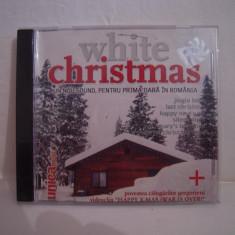 Vand cd audio White Christmas, original, raritate! - Muzica Sarbatori