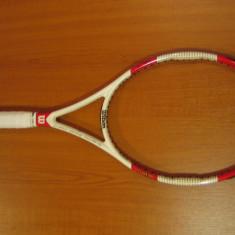 Racheta tenis Wilson Six.One 95L neracordata - Racheta tenis de camp Wilson, Performanta, Adulti