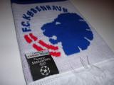 Fular fotbal - FC COPENHAGA (Danemarca) Champions League