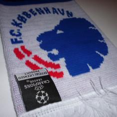 Fular fotbal - FC COPENHAGA (Danemarca) Champions League, De club