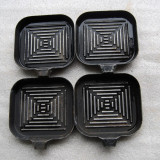 Vechi Forme de prajituri ,matrite din aluminiu