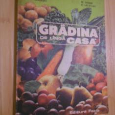 Z. SUCIU--GRADINA DE LINGA CASA - Carti Agronomie
