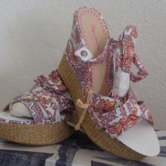 Sandale dama Pepe Jeans, Culoare: Din imagine, Marime: 37, Textil