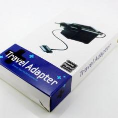 Incarcator 2A si Cablu Usb Pentru Tableta Galaxy Tab - Incarcator tableta, Incarcator retea, Samsung