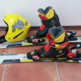 Set ski copii de 70 cm