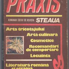 10A(xx)- PRAXIS-Almanah editat de revista Steaua - Revista culturale