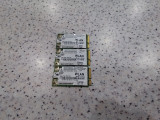 modul wireless placa de retea wireless laptop DELL LATITUDE D630 - perfecta stare de functionare