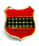 INSIGNA A IV A CONFERINTA DE CONSTRUCTII METALICE TIMISOARA 1985