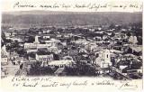 Ramnicu Valcea,Vedere generala,clasica,1905, Circulata