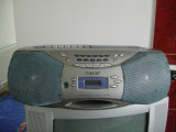 RADIO CD CASETOFON  SONY MODEL CFD S26-L .
