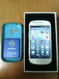 Samsung Galaxy S3-Mini - GT I8190 + card 16 GB, Alb, Neblocat