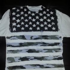 Tricou Ecko Steag USA (Masura L) - Import USA - Tricou barbati Ecko Unlimited, Marime: L, Culoare: Alb, Maneca scurta, Bumbac