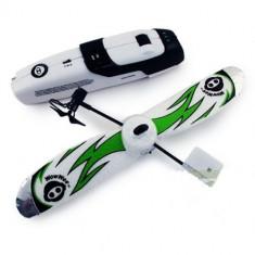 FlyTech Lightstar verde - Masinuta WowWee