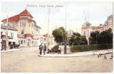 Slatina,Palatul Bancei Slatina,animatie