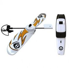 FlyTech Lightstar portocaliu - Masinuta WowWee