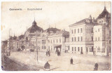 Cernauti ,Gara, animatie, 1917