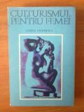 e0  Culturismul pentru femei - Gineta Stoenescu
