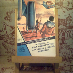 Colectia Povestiri stiintifico-fantastice Nr. 184