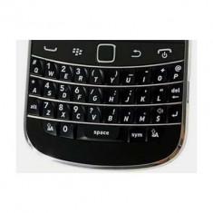 Tastatura Completa Cu Banda Flex BlackBerry Bold Touch 9900 Originala Neagra - Tastatura telefon mobil