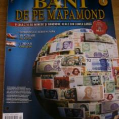 RWX 51 - BANI DE PE MAPAMOND - NUMARUL 4