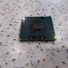 Procesor laptop intel T4400, dual core 2.20/1m/800, soket P, Intel Pentium Dual Core, 2000-2500 Mhz, Numar nuclee: 2, P