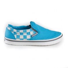 Pantofi Crocs pentru copii Hover Sneak Slip On boys (CRC-11891-730)